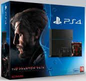 Playstation 4 + MGS V: The Phantom Pain