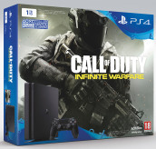 Playstation 4 Slim 1TB+COD:Infinite Warf