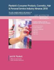 Plunkett s Consumer Products, Cosmetics, Hair & Personal Services Industry Almanac 2018