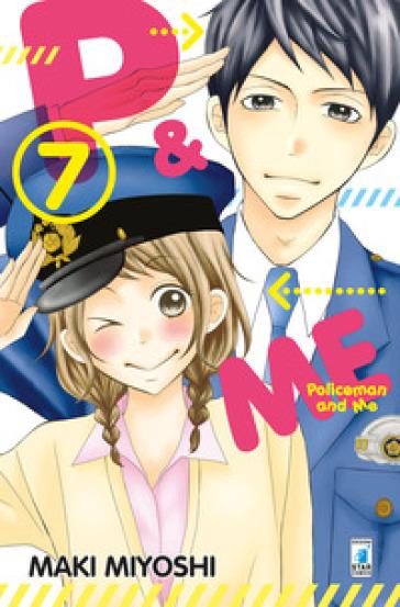 P&me. Policeman and me. 7. - Maki Miyoshi   Thecosgala.com
