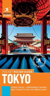 Pocket Rough Guide Tokyo (Travel Guide eBook)