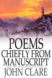Poems Chiefly from Manuscript