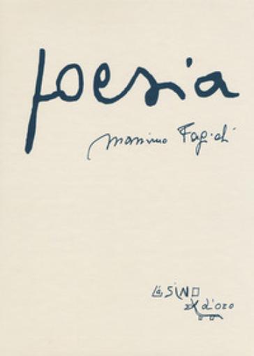 Poesia - Massimo Fagioli |
