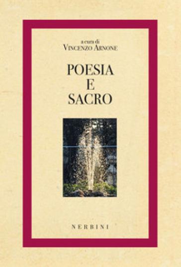 Poesia e sacro - V. Arnone |