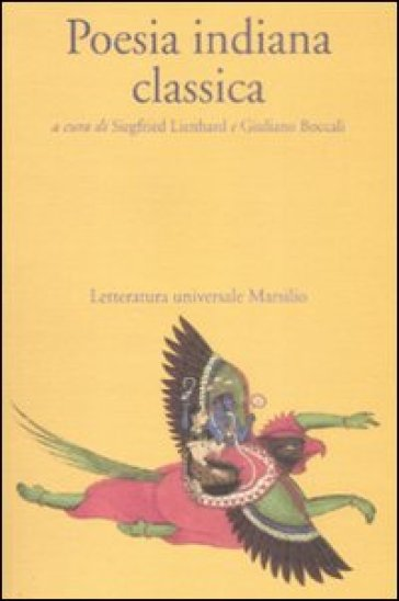 Poesia indiana classica - S. Lienhard  