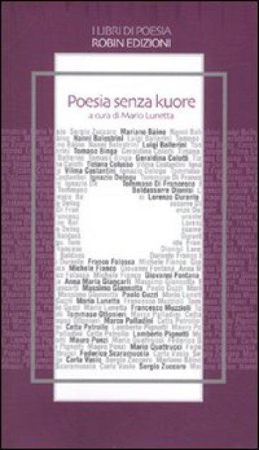 Poesia senza kuore - Mario Quattrucci |