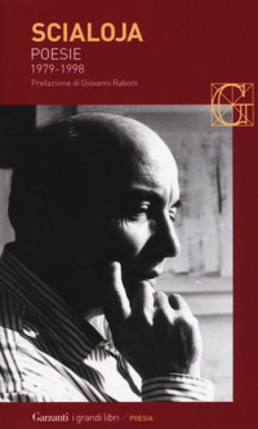 Poesie (1979-1998) - Toti Scialoja  