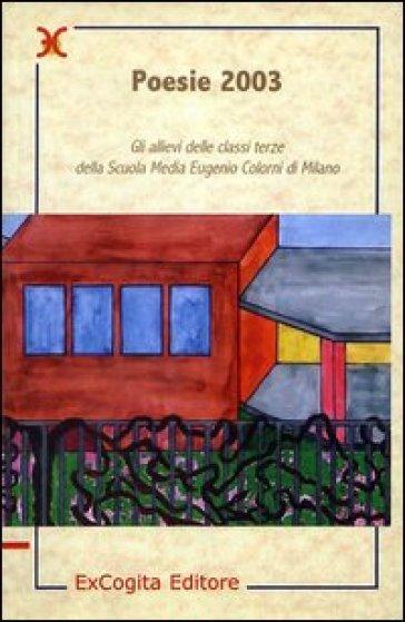 Poesie 2003
