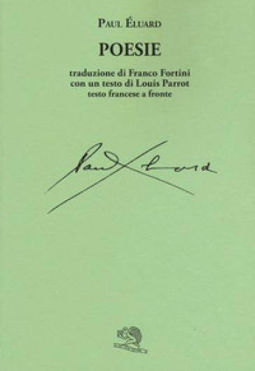 Poesie. Testo francese a fronte - Paul Eluard   Ericsfund.org