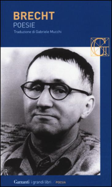 Poesie. Testo tedesco a fronte - Bertolt Brecht | Kritjur.org
