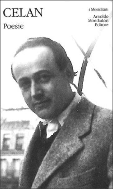 Paul Celan, Poesie, Traduzione Giuseppe Bevilacqua (Cover)
