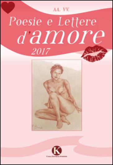 Poesie e lettere d'amore 2017