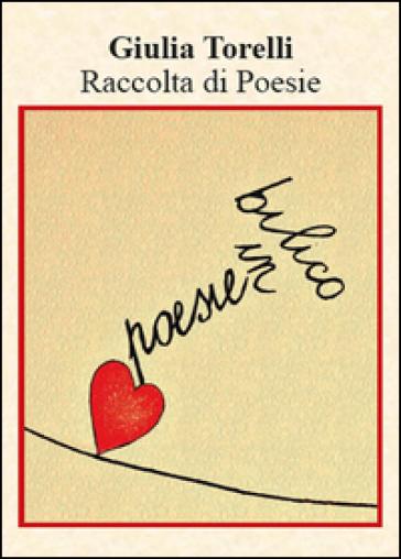 Poesie in bilico - Giulia Torelli | Kritjur.org