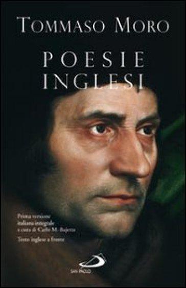 Poesie inglesi - Tommaso Moro | Kritjur.org