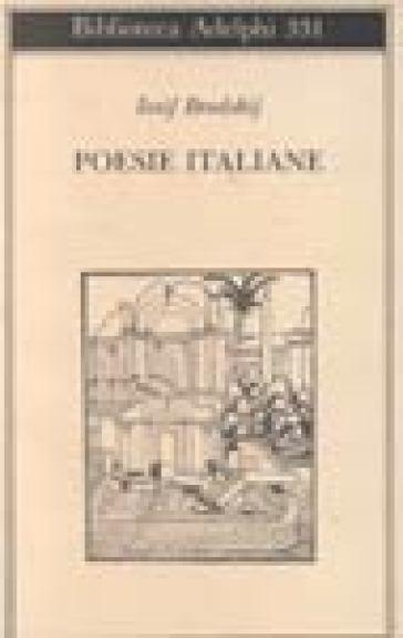 Poesie italiane - Iosif Brodskij  