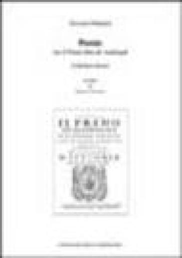 Poesie per il primo libro de' madrigali - Giulio Strozzi | Kritjur.org
