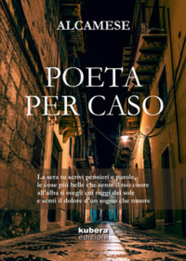 Poeta per caso - Alcamese   Jonathanterrington.com