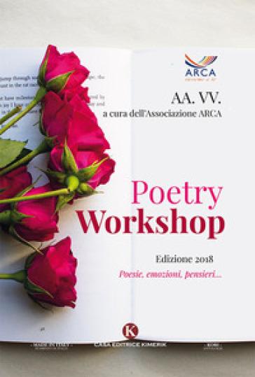 Poetry workshop (2018). «Poesie, emozioni, pensieri» -  pdf epub