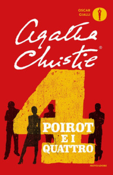 Poirot e i quattro - Agatha Christie |