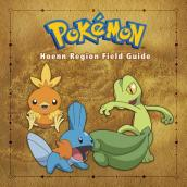 Pok mon Hoenn Region Field Guide