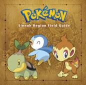 Pok mon Sinnoh Region Field Guide