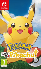 Pokemon: Let s Go, Pikachu!