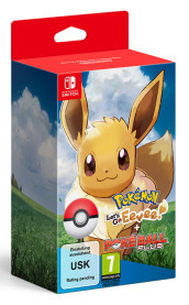 Pokemon: Let s Go, Eevee!+Pokeball Plus