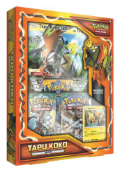 Pokemon - Tapu Koko Box (IT)