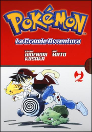 Pokémon. La grande avventura. 1-3. - Hidenori Kusaka  