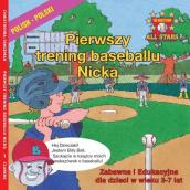 Polish Nick s Very First Day of Baseball in Polish