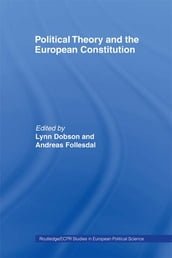 Political Theory and the European Constitution