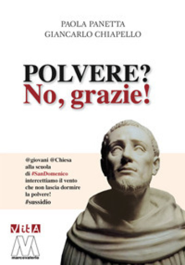 Polvere? No, grazie! - Paola Panetta | Kritjur.org