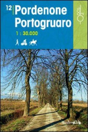 Pordenone Portogruaro 1:30.000 - D. Pozzati |
