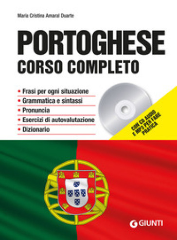 Portoghese. Corso completo. Con CD-Audio. Con File audio per il download - M. Cristina Amaral Duarte |