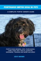 Portuguese Water Dogs as Pets