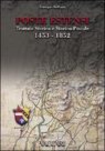 Poste estensi. Trattato Storico e Storico Postale 1453-1852 - Giuseppe Buffagni   Kritjur.org