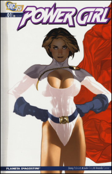 Power Girl. 1.