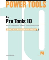 Power Tools for Pro Tools 10