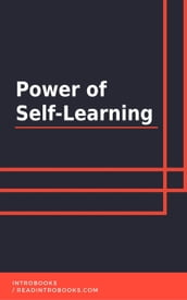 Power of Self-Learning