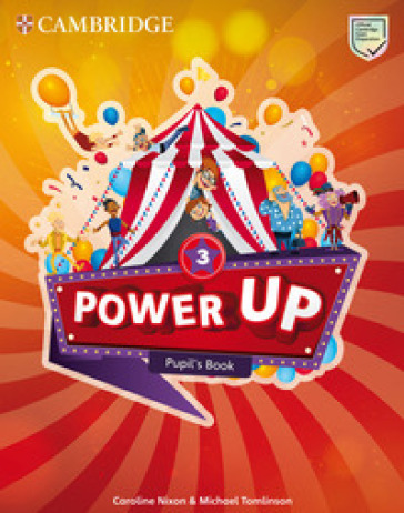 Power up. Level 3. Pupil's book. Per la Scuola elementare - Caroline Nixon | Kritjur.org