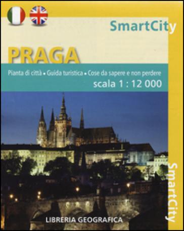 Praga 1:12.000. Ediz. bilingue