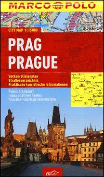 Praga 1:15.000 -  pdf epub