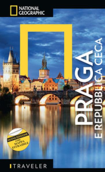 Praga e Repubblica Ceca. Con mappa estraibile - Stephen Brook | Jonathanterrington.com