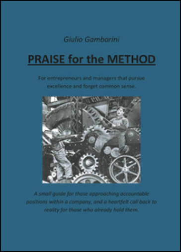 Praise for the method - Giulio Gambarini pdf epub