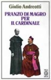 Pranzo di magro per il cardinale - Giulio Andreotti - Libro ...