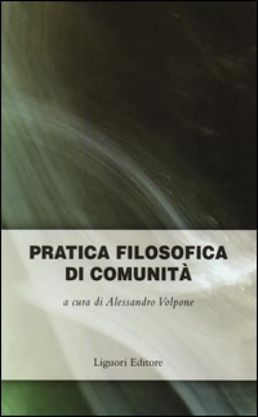 Pratica filosofica di comunità - A. Volpone |