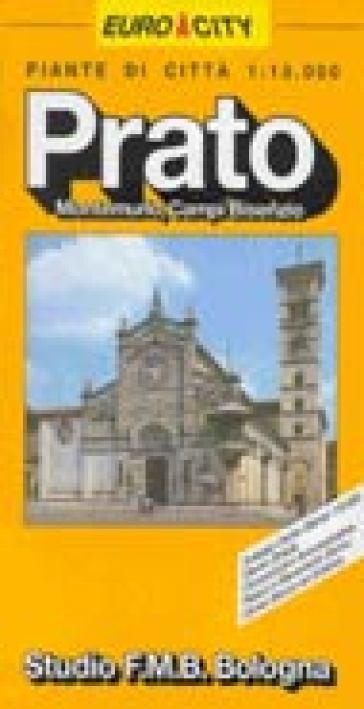 Prato. Montemurlo. Campi Bisenzio 1:13.000 -  pdf epub