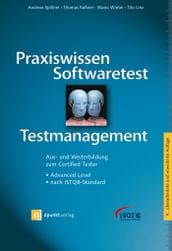 Praxiswissen Softwaretest - Testmanagement