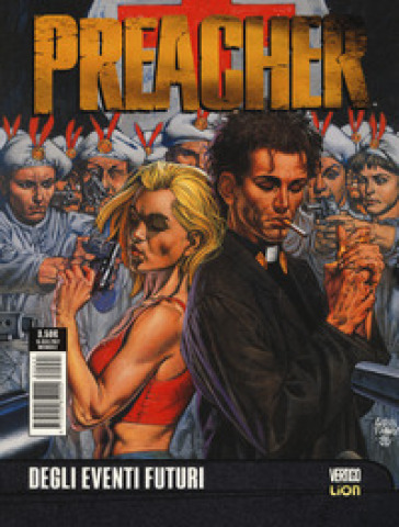 Preacher. 7. - Garth Ennis | Rochesterscifianimecon.com