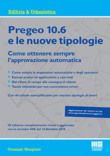 Pregeo 10.6 e le nuove tipologie - Giuseppe Mangione |